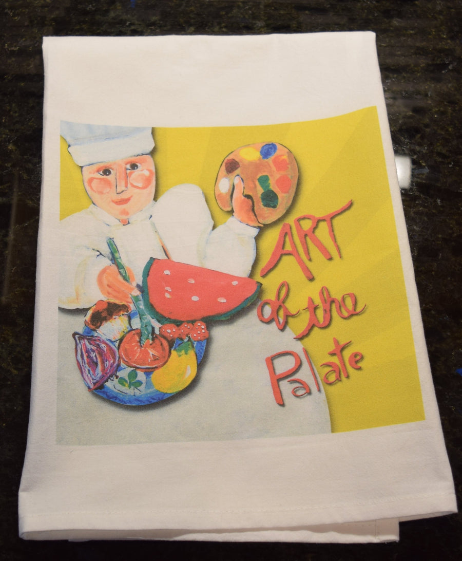 NANCY THOMAS KITCHEN TEA TOWELS - Art of the Palate