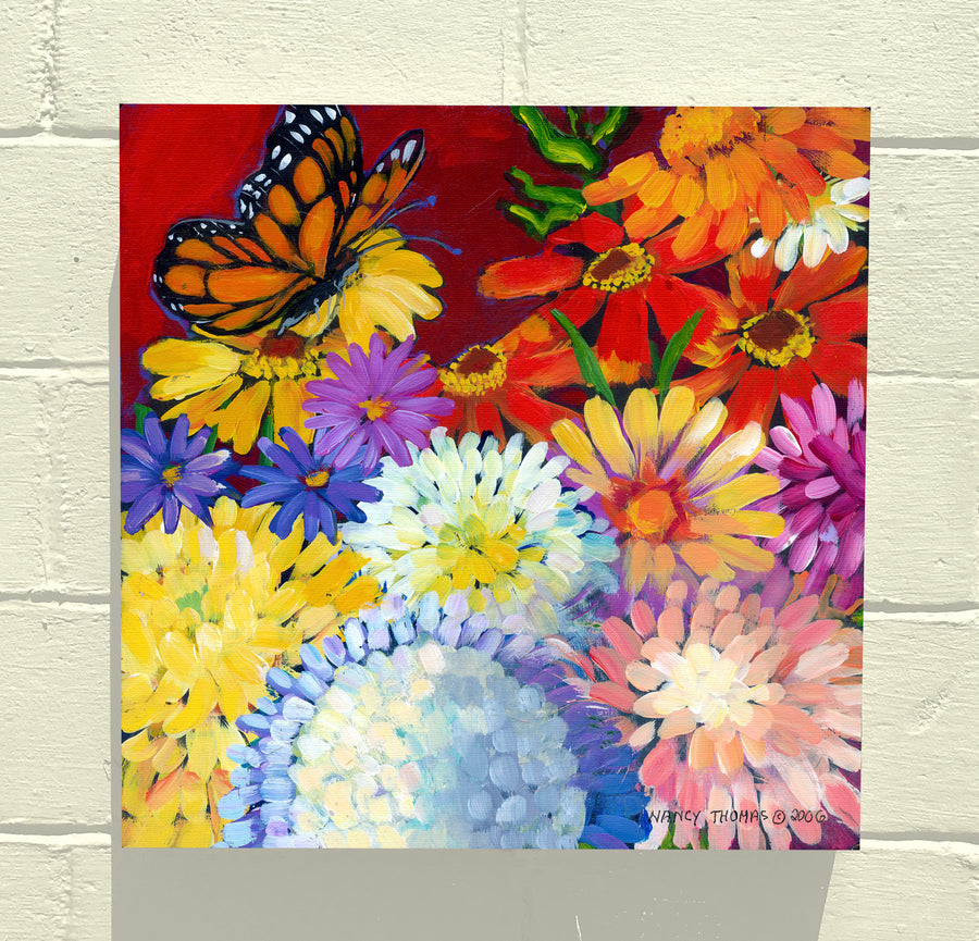 Gallery Canvas - Mums