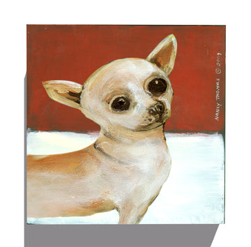 Gallery Grand - Dog Face - Chihuahua