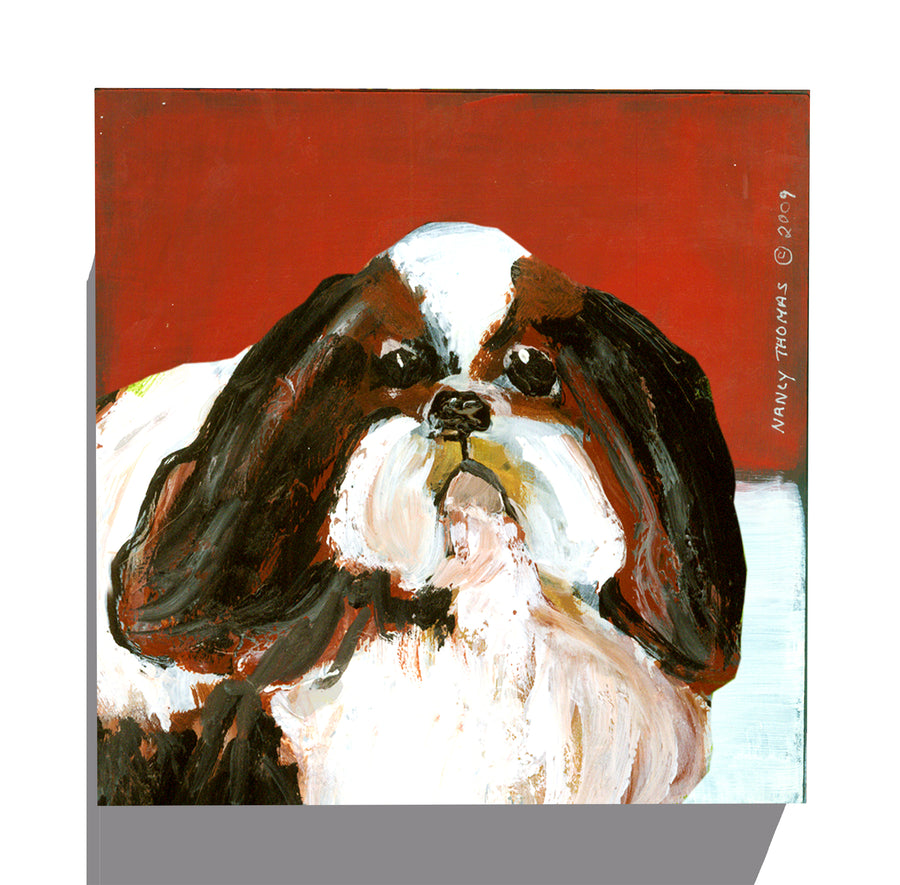 Gallery Canvas - Dog Face - King Charles
