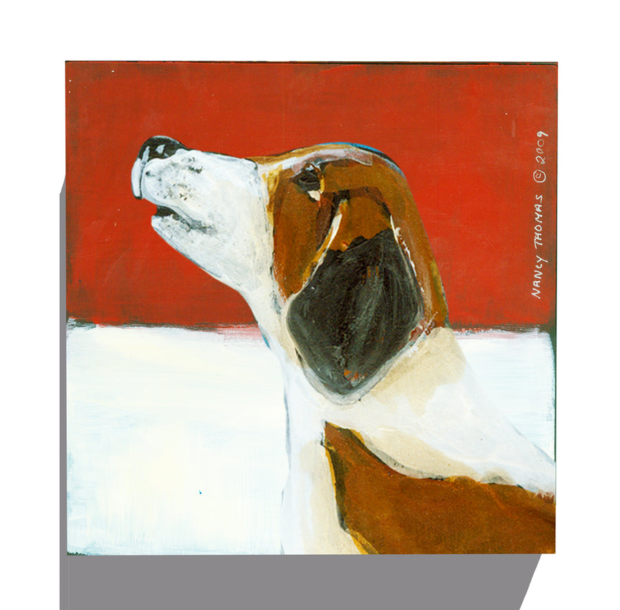 Gallery Grand - Dog Face - Beagle