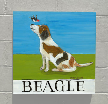 Gallery Canvas - Doggie - Beagle