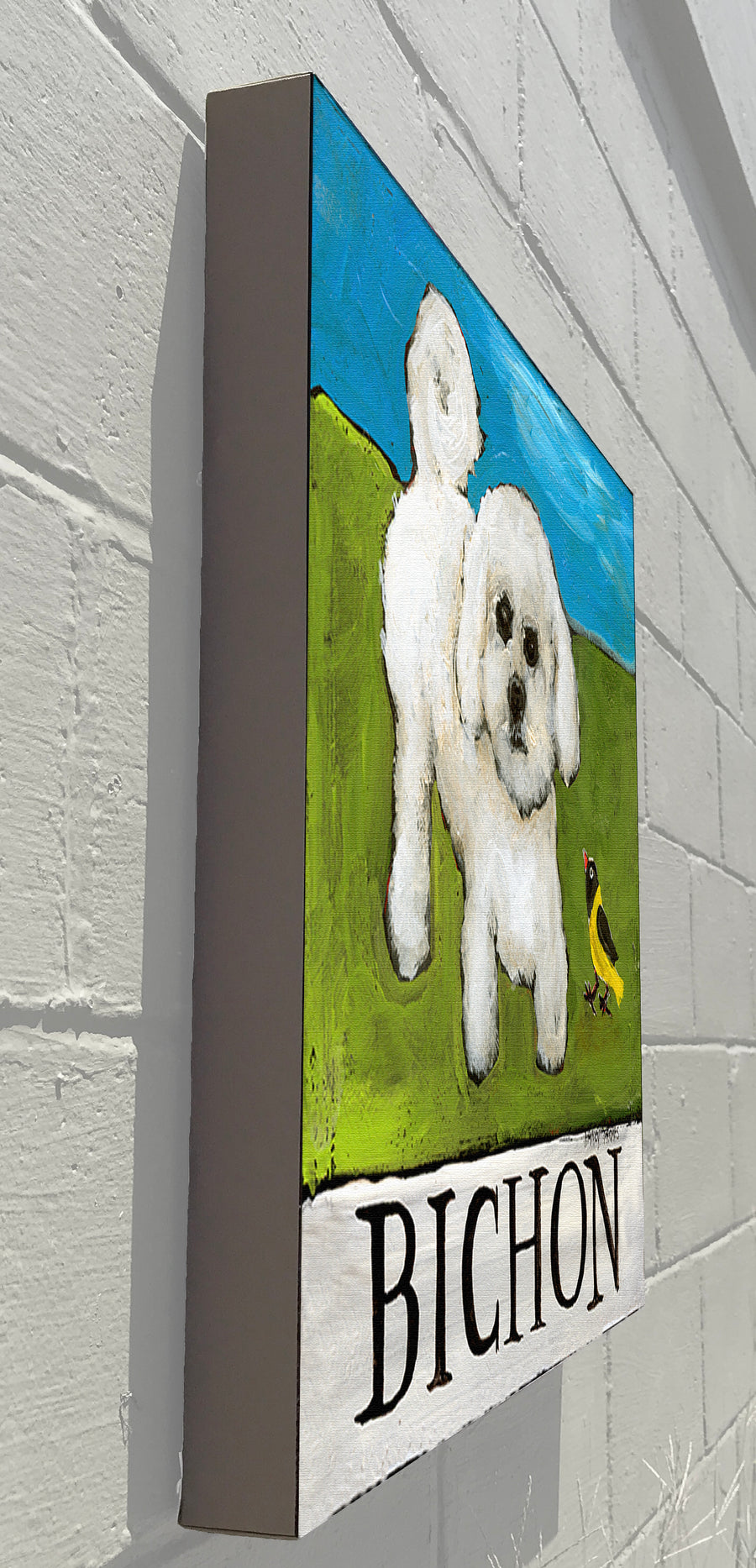 Gallery Grand - Doggie - Bichon