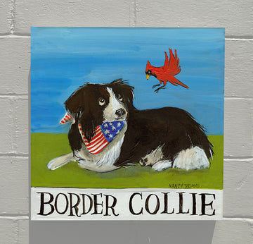 Gallery Canvas - Doggie - Border Collie