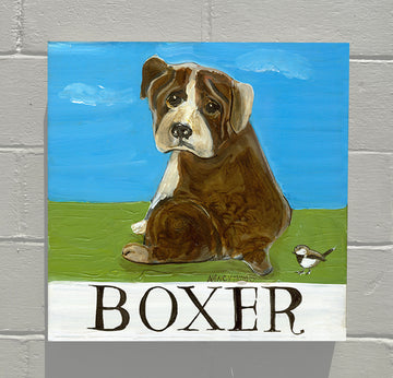 Gallery Grand - Doggie - Boxer