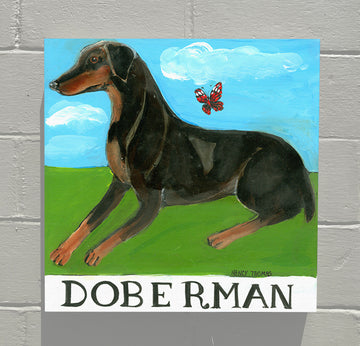 Gallery Grand - Doggie - Doberman Pincher