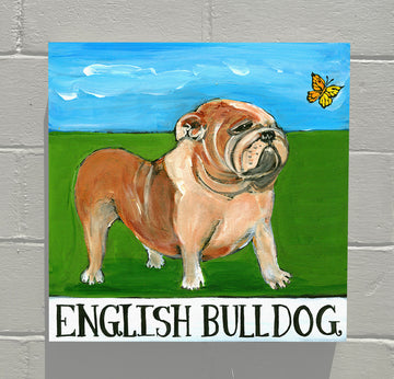 Gallery Grand - Doggie - English Bulldog