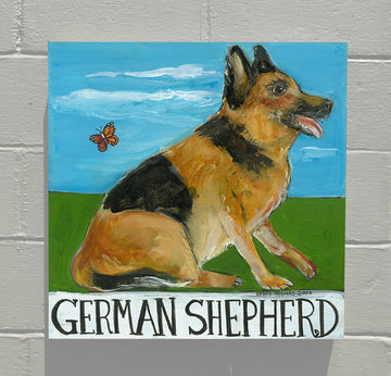 Rejected by Facebook Gallery Grand - Doggie - German Shepherd