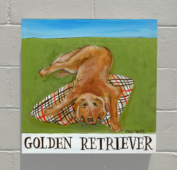 Gallery Grand - Doggie - Golden Retriever