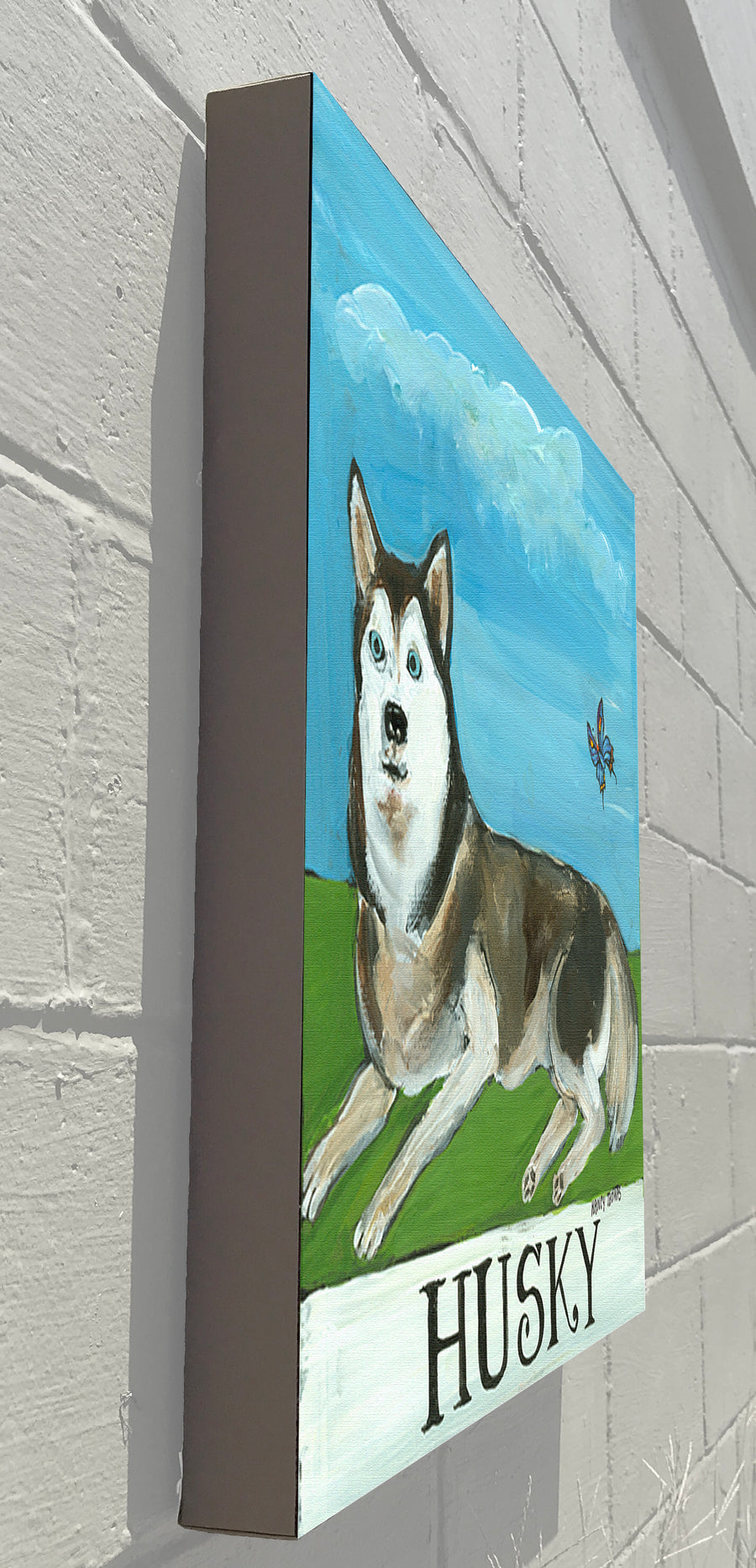 Gallery Grand - Doggie - Husky
