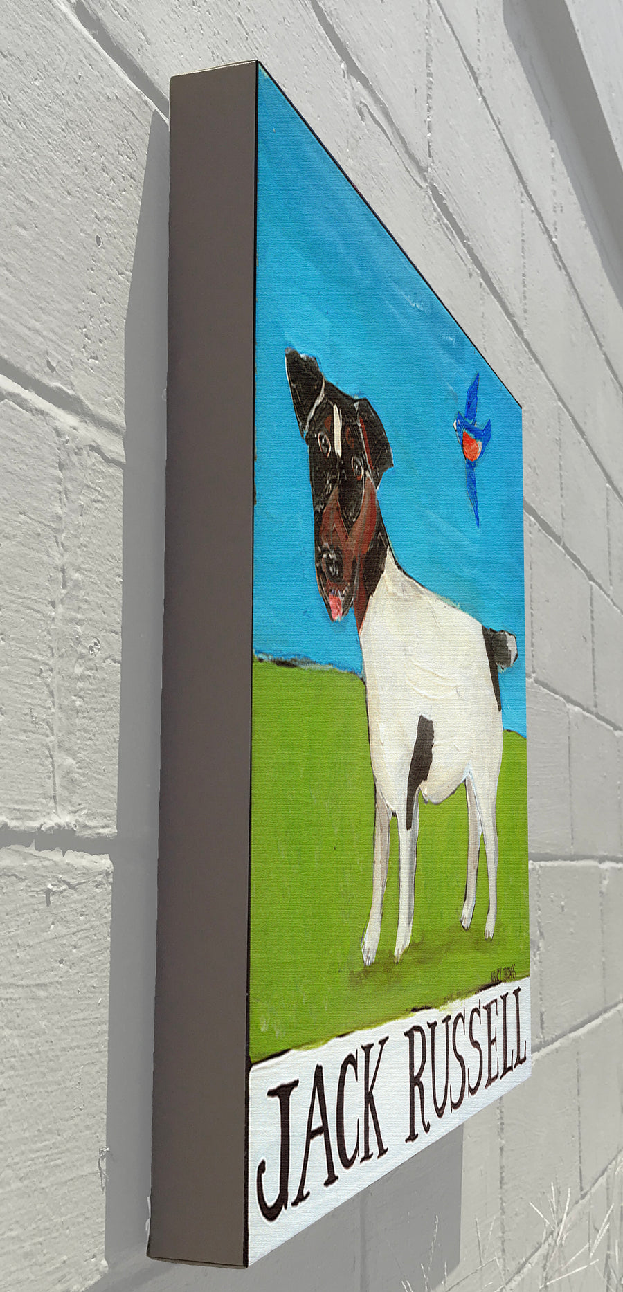 Gallery Grand - Doggie - Jack Russell