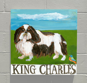 Gallery Grand - Doggie - King Charles