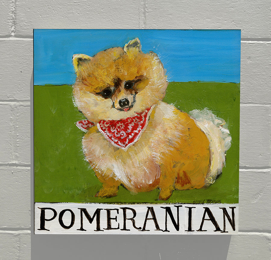 Gallery Grand - Doggie - Pomeranian