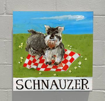 Rejected by Facebook Gallery Grand - Doggie - Schnauzer