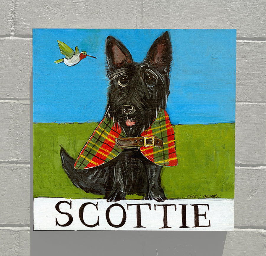 Gallery Grand - Doggie - Scottie
