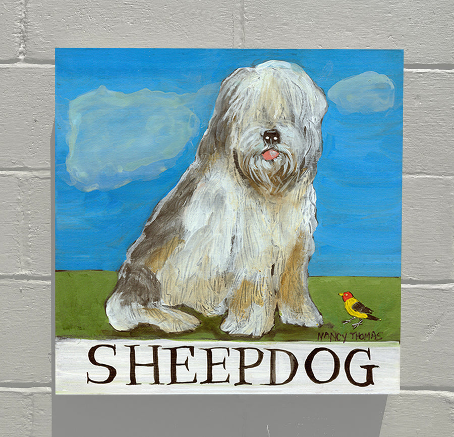 Gallery Grand - Doggie - Sheep Dog