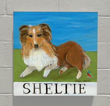 Gallery Grand - Doggie - Sheltie