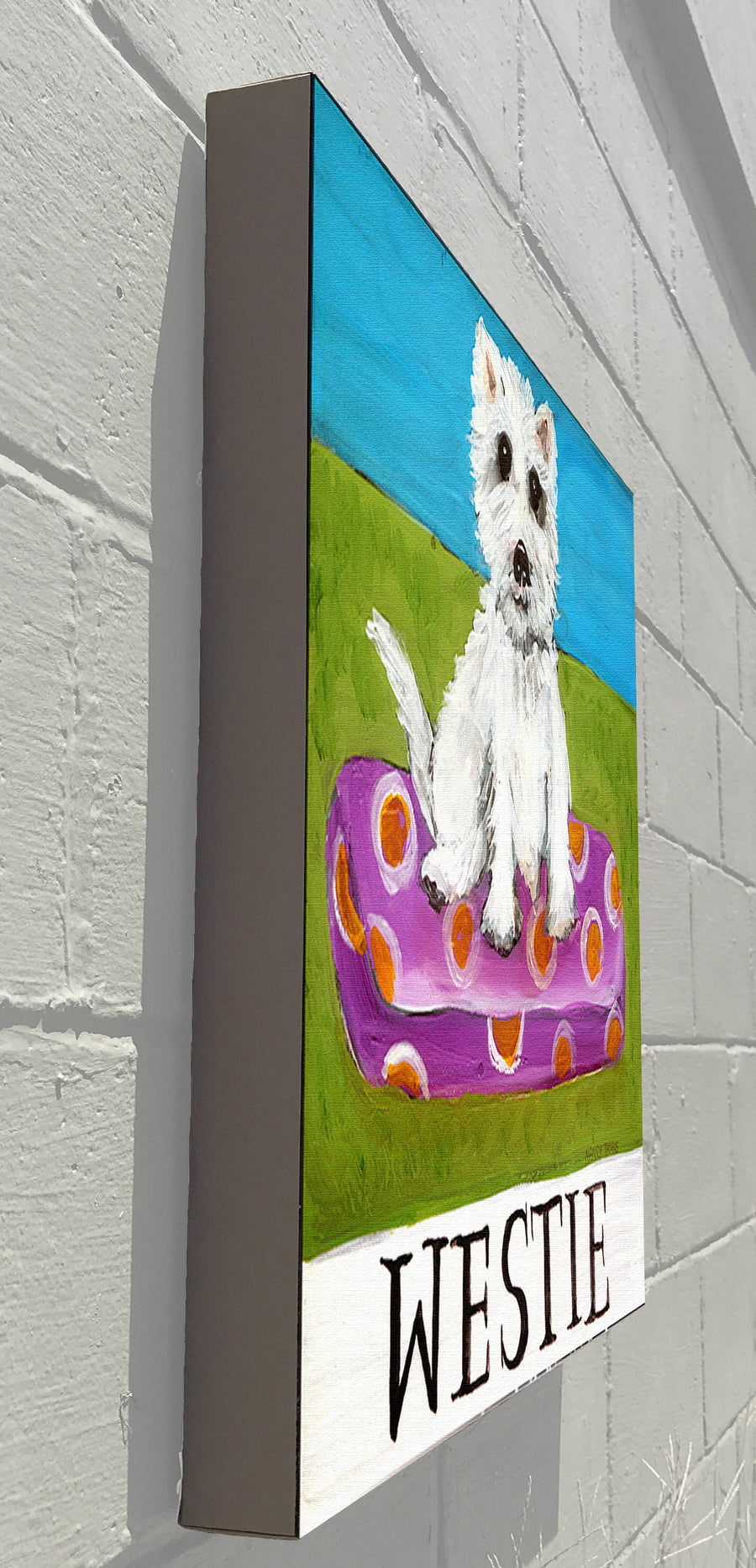 Gallery Grand - Doggie - Westie