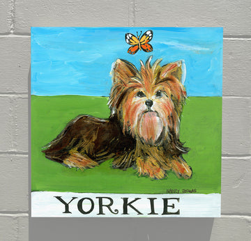 Gallery Canvas - Doggie - Yorkie