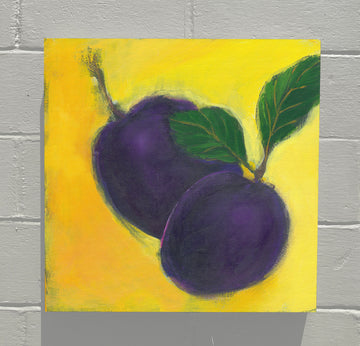 Gallery Canvas - COLOR POP! ~ PLUM