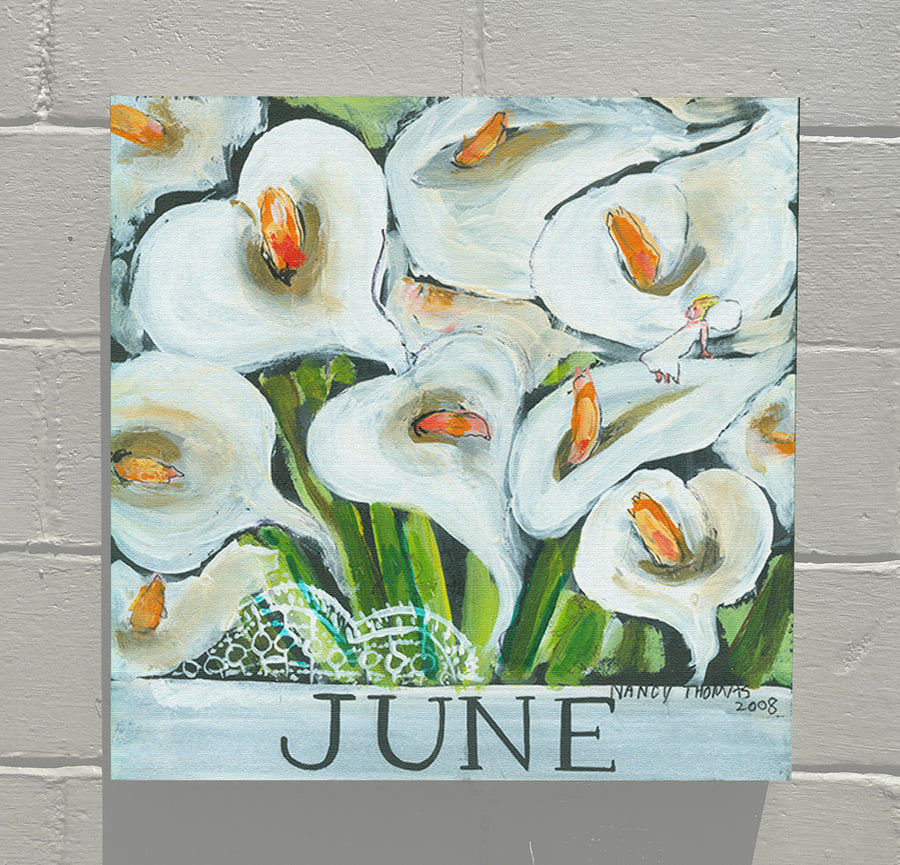 Gallery Grand - June - Floral Series