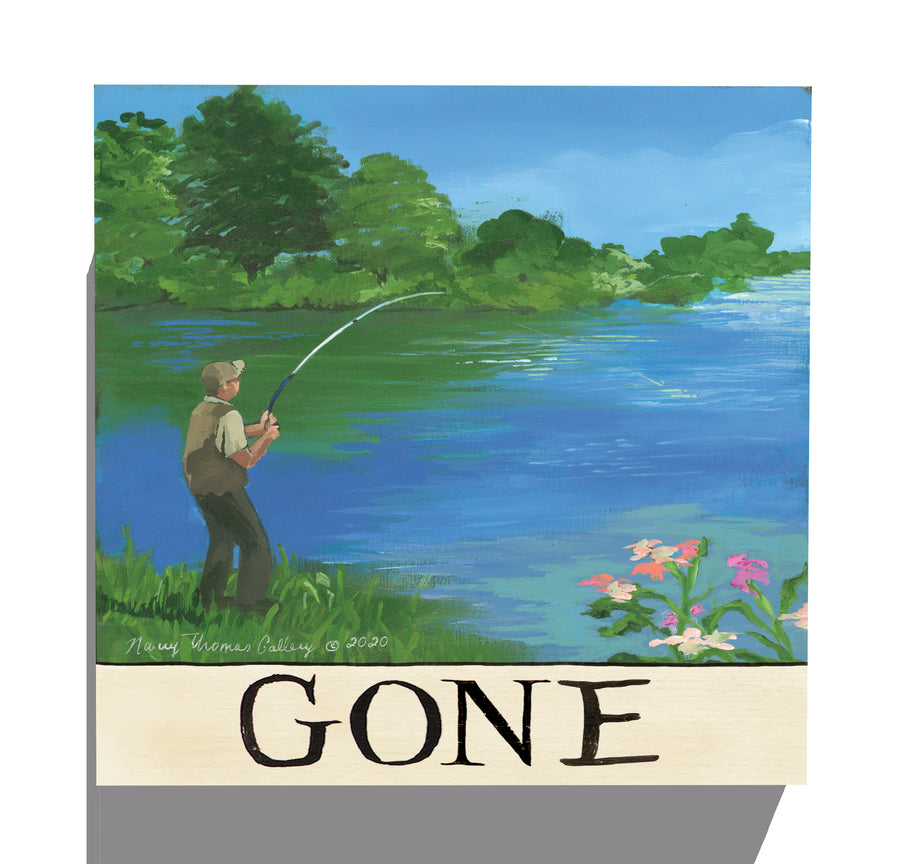 Gallery Grand - Gone Fishing