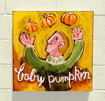 Gallery Grand -  Baby Pumpkin