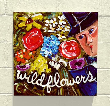 Gallery Canvas - Wildflowers