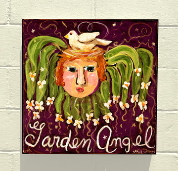 Gallery Canvas - Garden Angel