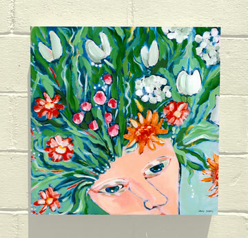 Gallery Canvas - Secret Garden