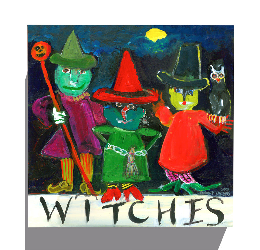 Gallery Grand ~ TRICK OR TREAT SERIES ~ Little Witches