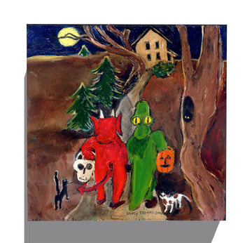 GALLERY GRAND  ~ TRICK OR TREAT SERIES ~ Mrs. Grey's Cookies