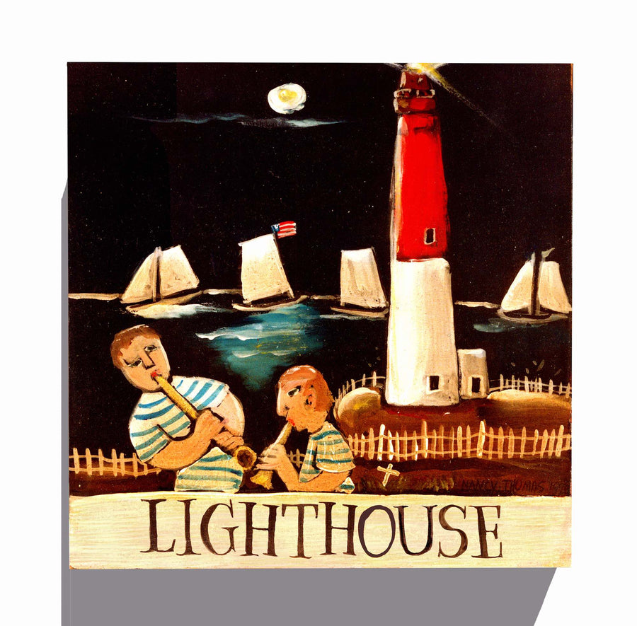 Gallery Grand - LIGHTHOUSE (2 versions)