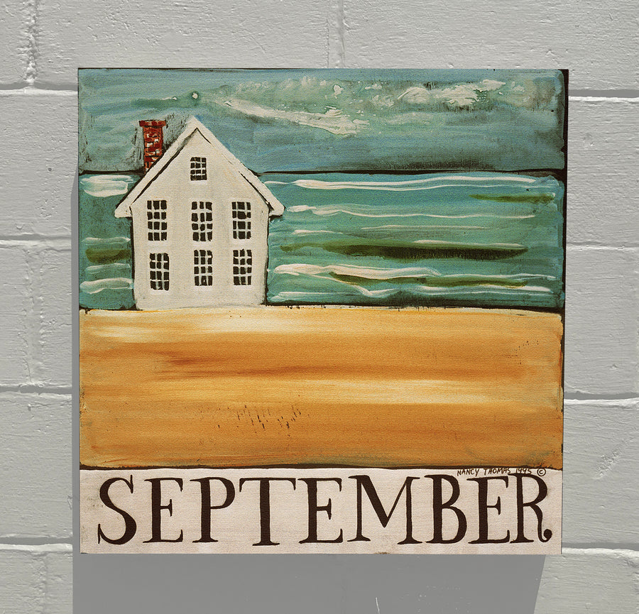 Gallery Grand - September House - Original Month Series