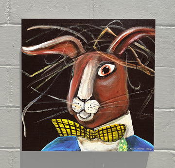 Gallery Canvas - March Hare - Original Series No Month