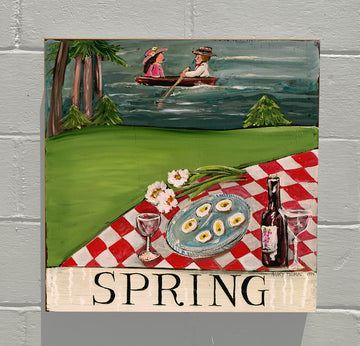 Gallery Canvas - Original Seasons - SPRING