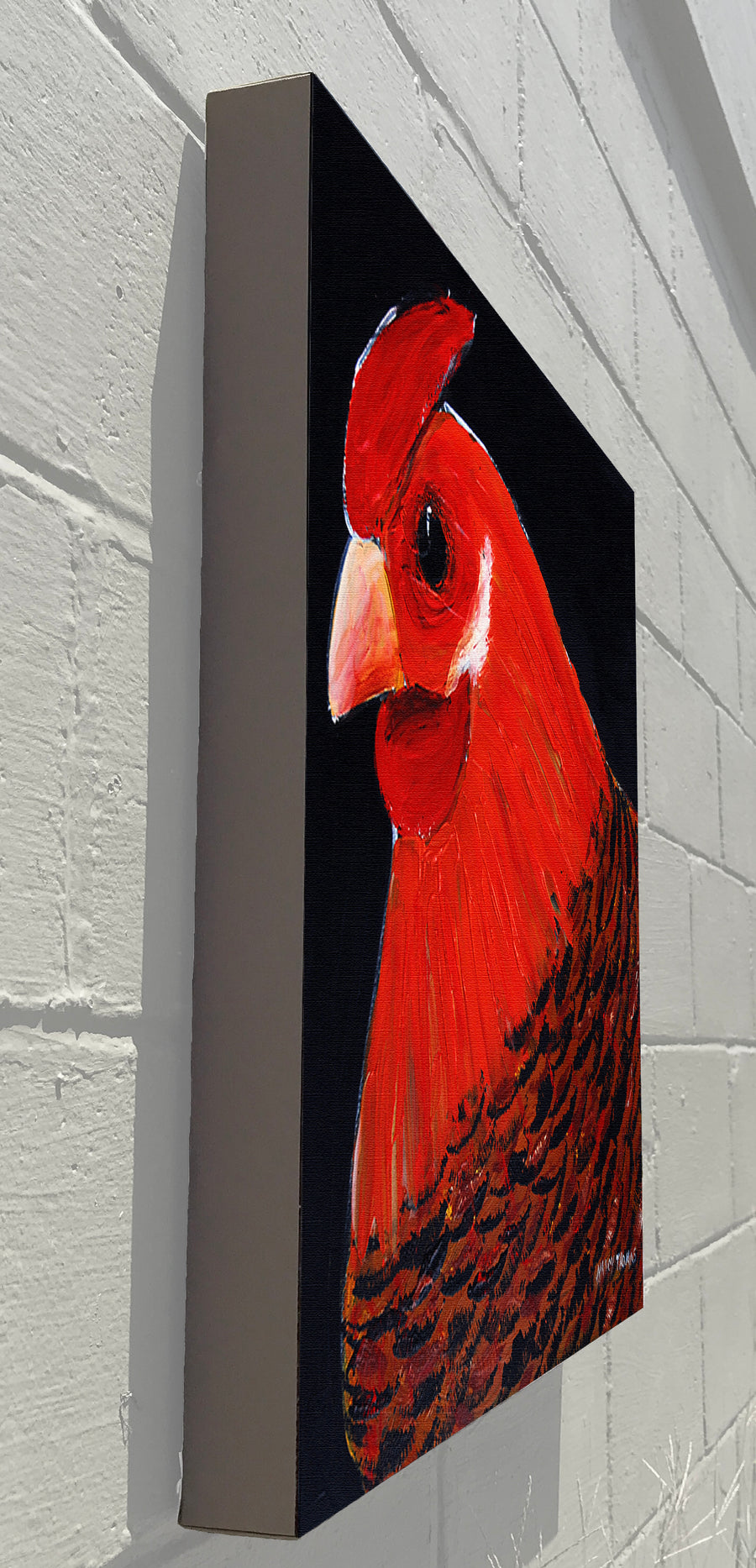 GALLERY CANVAS - Orange Chicken
