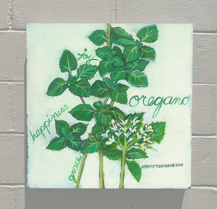 Gallery Grand - Herbs Oregano