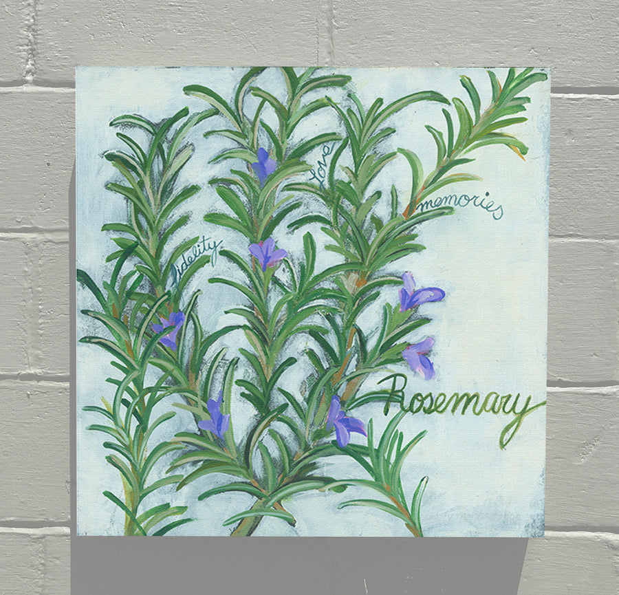Gallery Grand - Herbs Rosemary