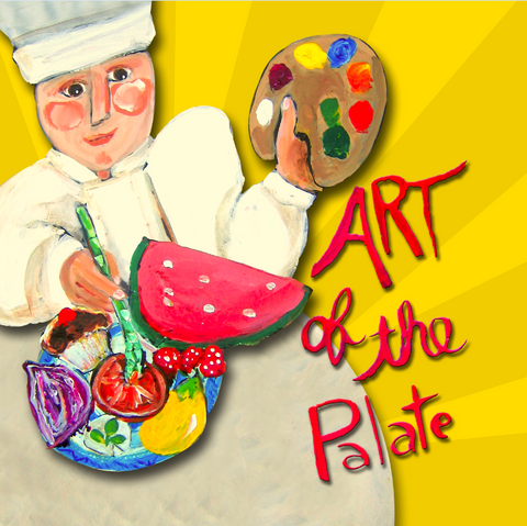 Art of the Palate Print