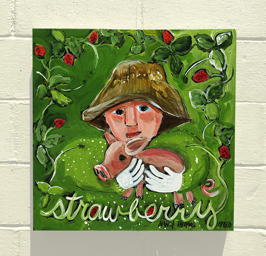 Gallery Canvas - Strawberry