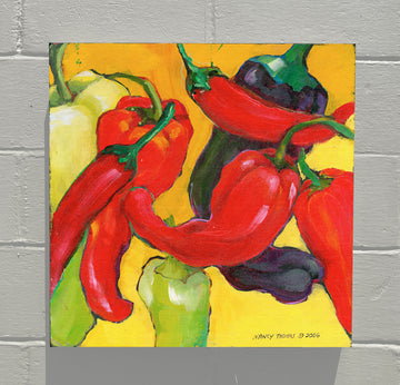 Gallery Grand - FRUITS & VEGGIES ~ CHILI PEPPERS