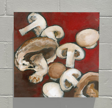 Gallery Grand - FRUITS & VEGGIES ~ MUSHROOMS