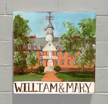 Gallery Canvas - William and Mary
