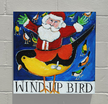 Gallery Canvas - Wind Up Bird