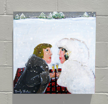 GALLERY CANVAS - Winter Toast