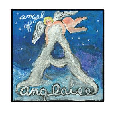 ALPHABET of SWEETS - A - Angel of Anglaise