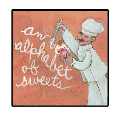 ALPHABET of SWEETS - The Chef!