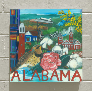 Alabama - WELCOME STATEHOOD