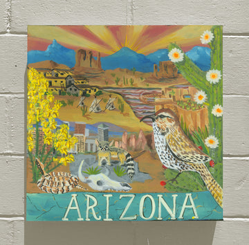 Arizona - Welcome Statehood!